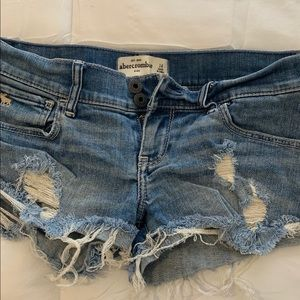 Abercrombie kids shorts 14